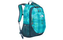 The North Face Women's Isabella ion blue plaid